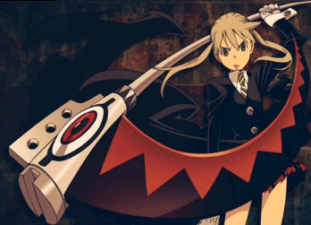 Maka Wallpaper by Puffypaw