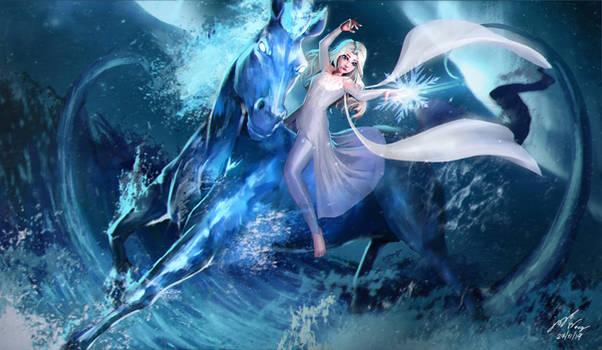 Frozen 2 / elsa