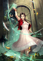 Aerith Gainsborough //Final Fantasy VII