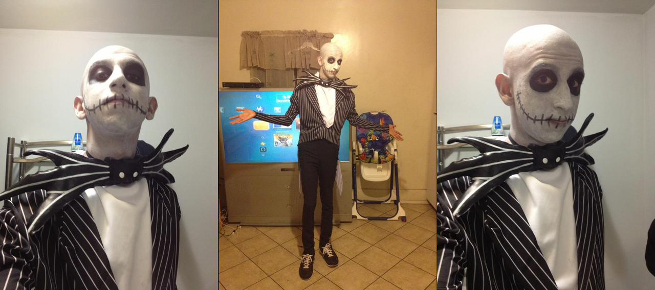 this is halloween jack skellington costume by kooborisapphire - Halloween Jack Costume