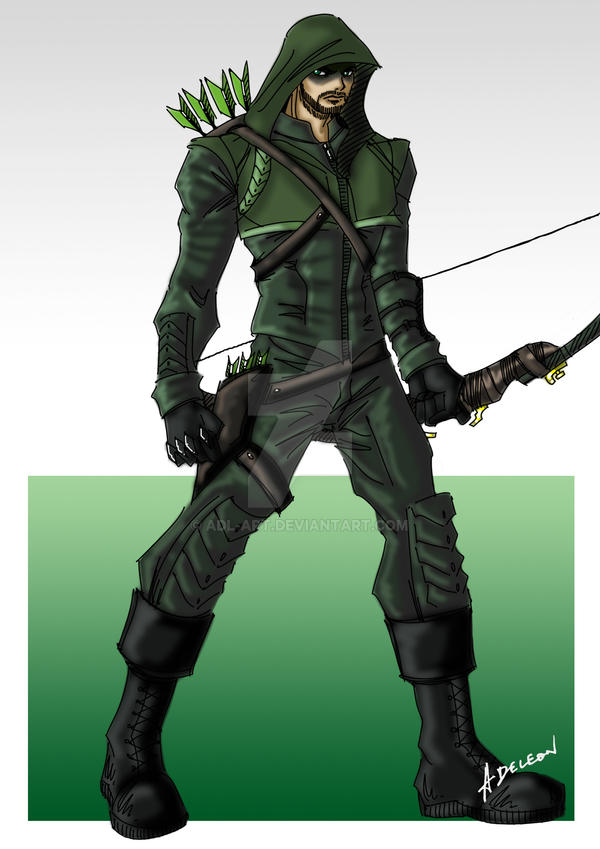 Image Result For Green Arrow Coloring