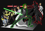 TBBT Star Wars