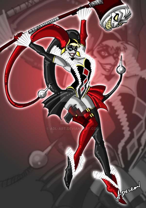 Harley Quinn Concept by ADL-art
