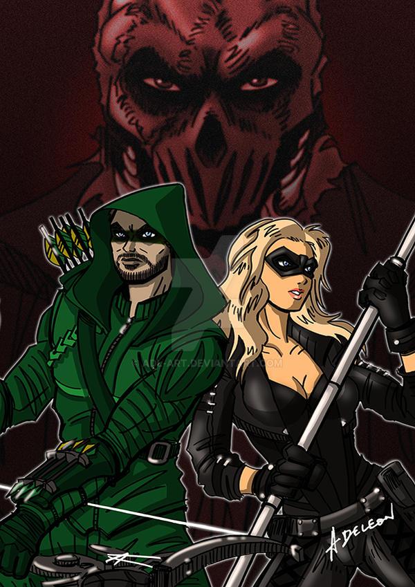 Arrow 2013 by ADL-art