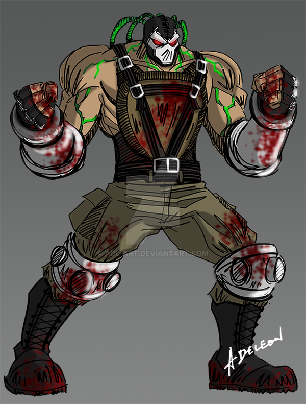 Bane by ADL-art