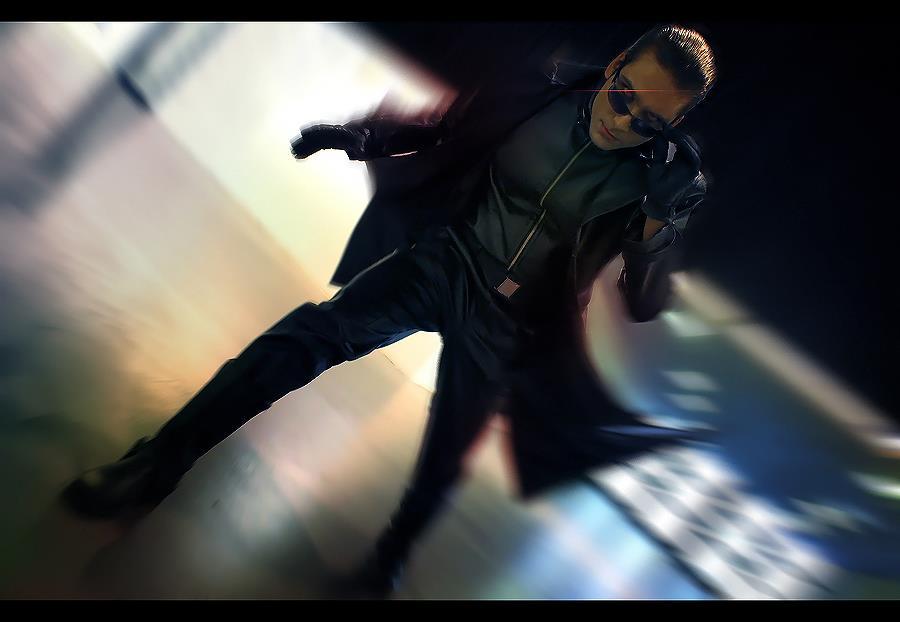 Albert Wesker by DavidCosplay