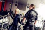 Jill Valentine  and Albert Wesker, Resident Evil 5