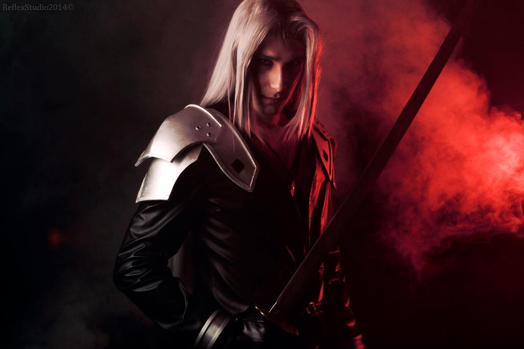 Sephiroth , Final Fantasy VII by DavidCosplay