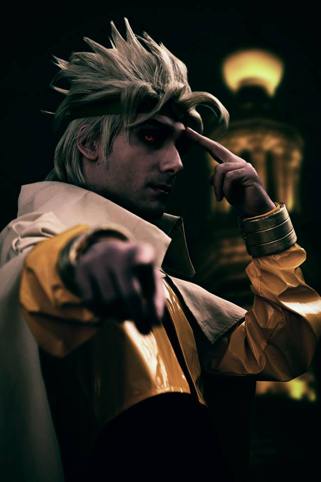 Dio Brando , jojo's bizarre adventure by DavidCosplay