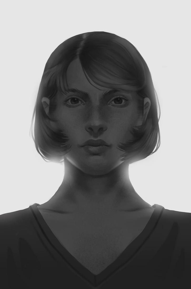 portrait by remplica