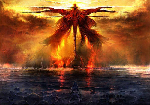 Nakir: Fire Colossus