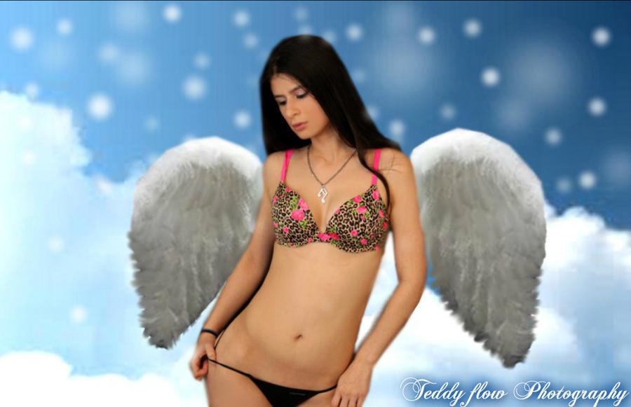 Angel by Modellizzy