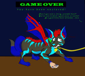Game Over on TF-TG-Contests - DeviantArt