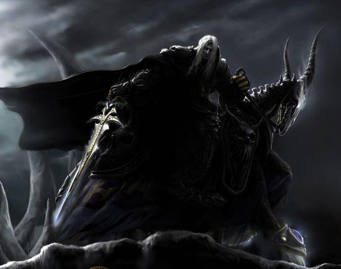 Warcraft prince arthas by huntzel on DeviantArt