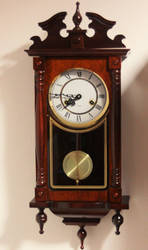 Mini Grandfather Clock I