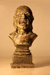Count Dracula Bust