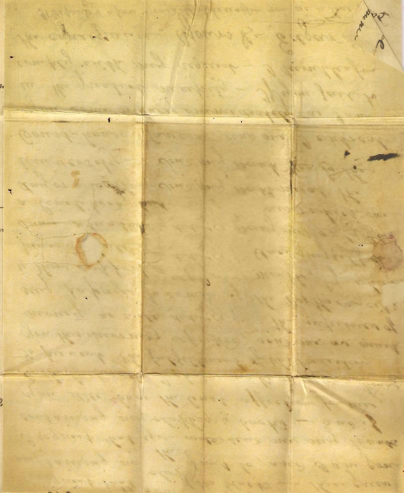 Old Script Texture by poisondropstock