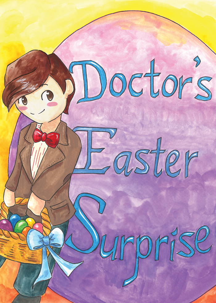 Doctor's Easter Surprise - Cover by orinocou