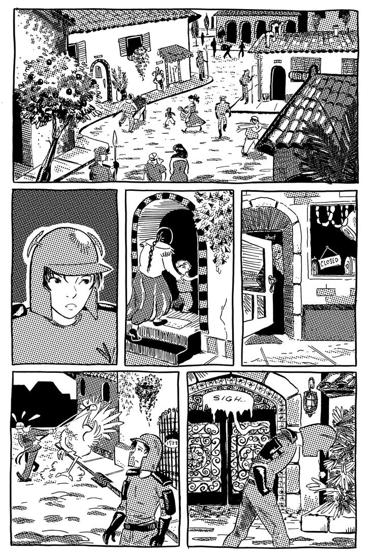 Final Fantasy 6 Comic page 273 by orinocou