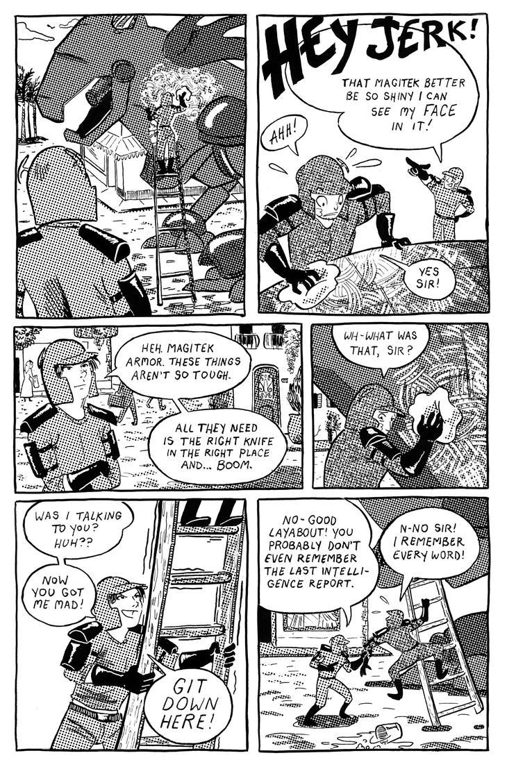 Final Fantasy 6 Comic page 274 by orinocou