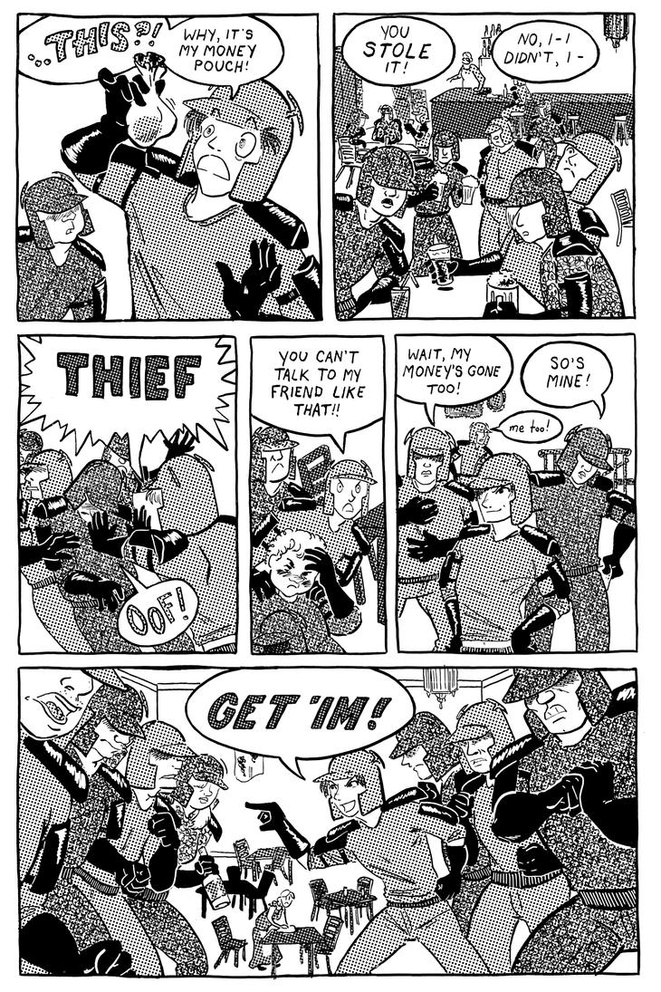 Final Fantasy 6 Comic page 278 by orinocou