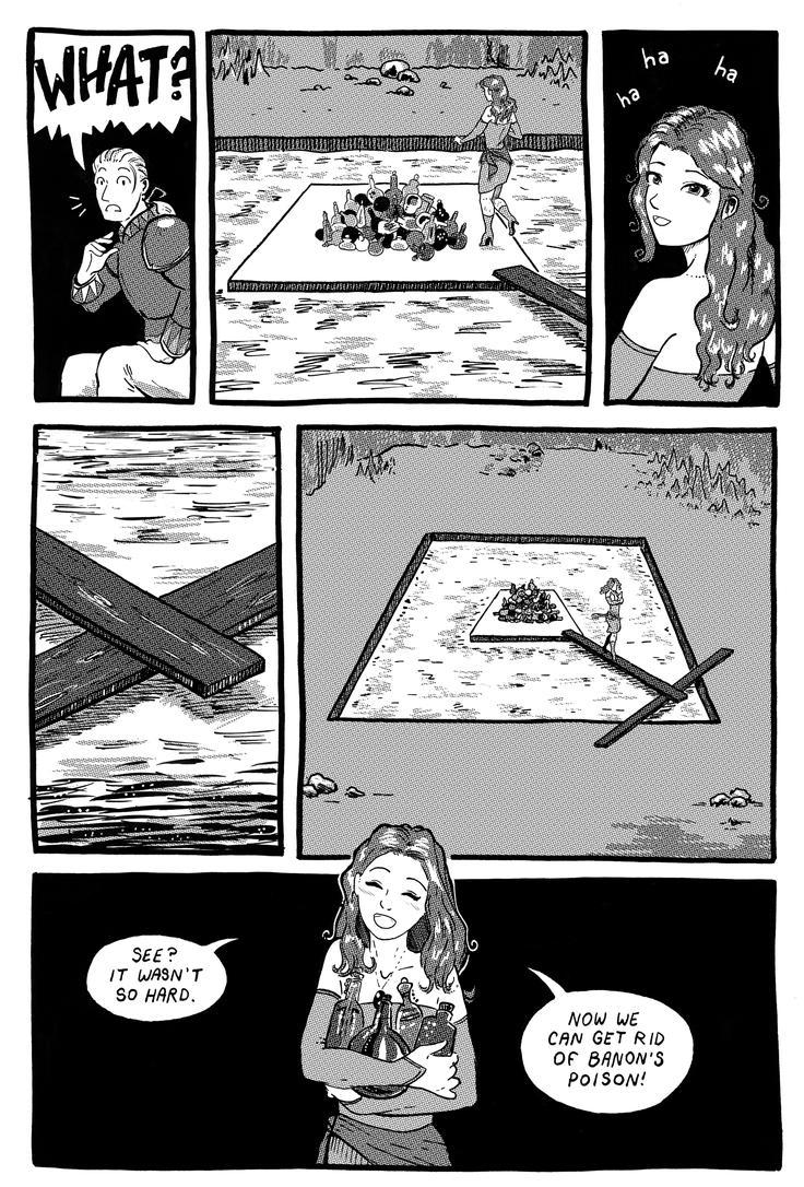 Final Fantasy 6 Comic page 290 by orinocou