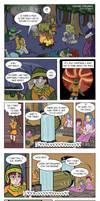 Chrono Trigger Comic- Moving Forward