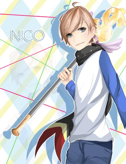 [ D R A W I N G ] : Nico by Clouver