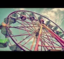 ferris wheel by birazhayalci