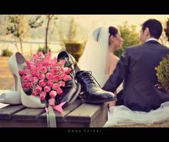 wedding by birazhayalci