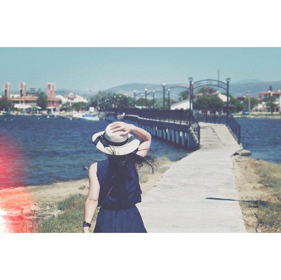 summer by birazhayalci
