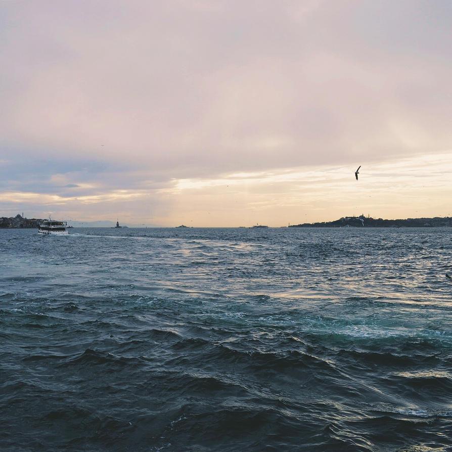 istanbul by birazhayalci
