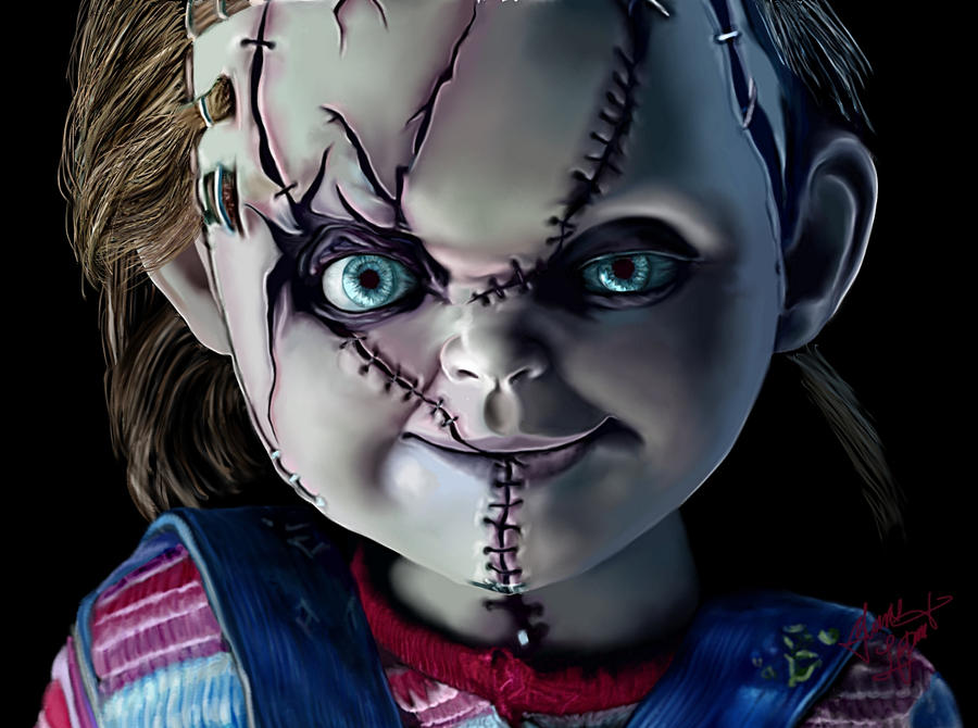 gallery for chucky wallpapers