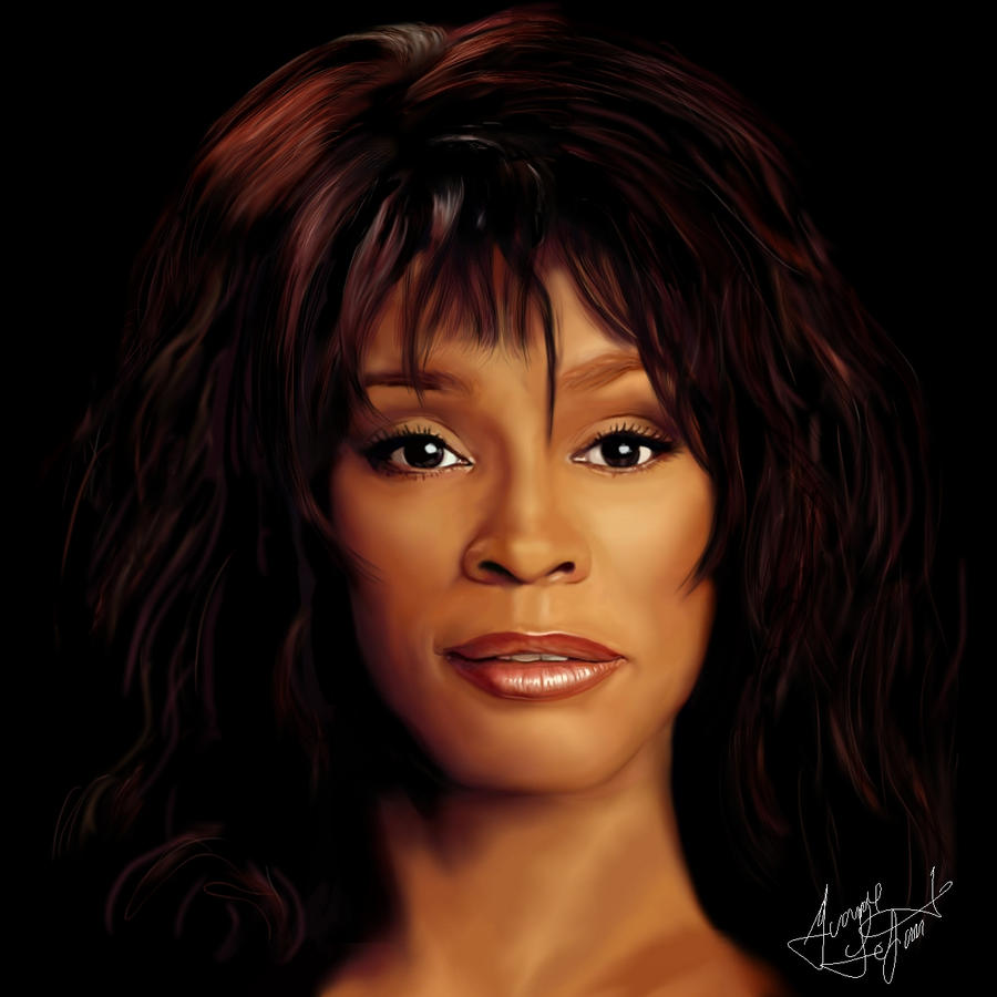 whitney houston скачать