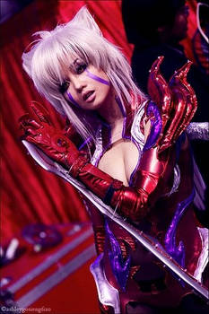 alodia in Witch Blade