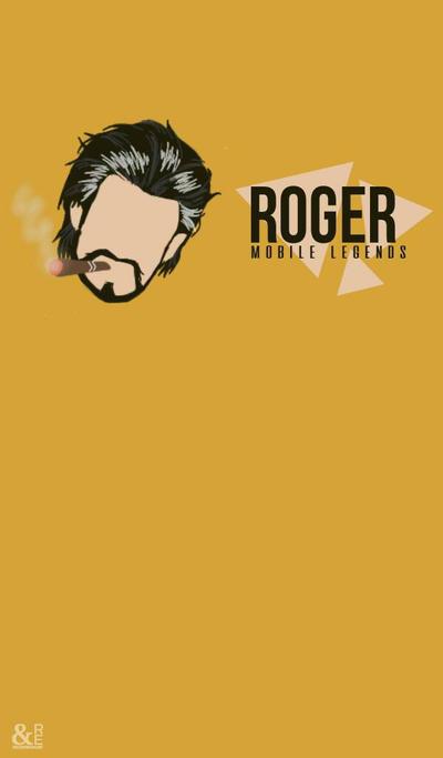 Mobile Legends Wallpaper Roger Mobile Legends By