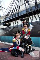 Piratetalia by NikoNiku-chan