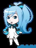 Coraline (Chibi Version) by trelliah