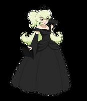 Macne Nana (Daughter of Evil ver.) by trelliah
