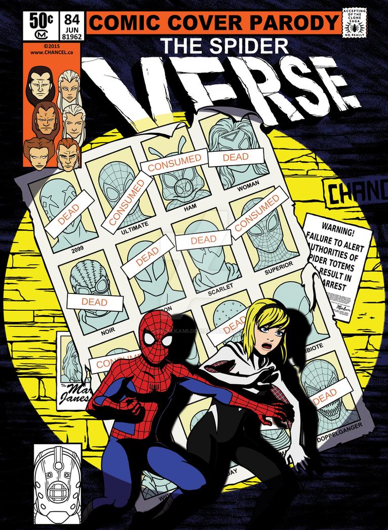 Days of Spider-Verse by digitalkami