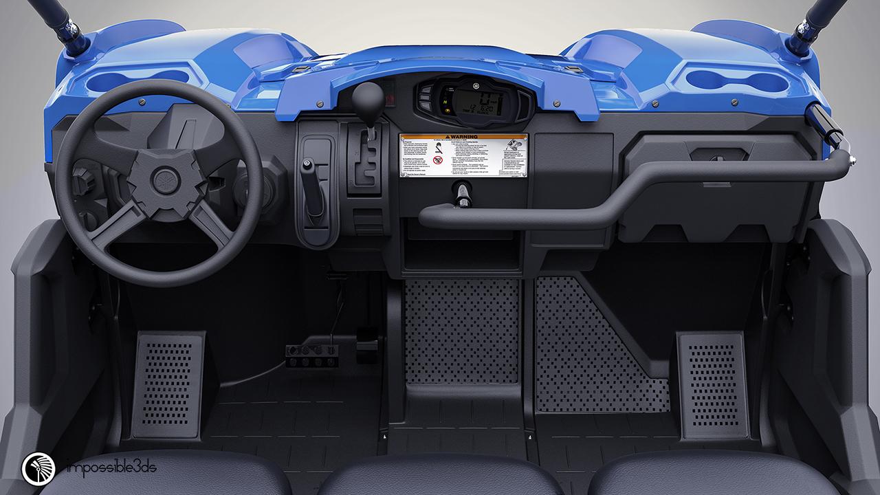 Yamaha Viking Interior By Trisquote On Deviantart