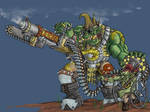 Orks - Flash Git - Colour