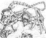 Squig - Whipscorpion
