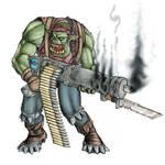 Ork - Shoota Boy