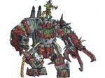 Orks - Mega Armoured Nob clr