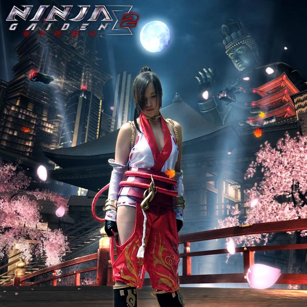 Ayane To Cosplay At London Mcm Expo Ninja Gaiden Sigma 2