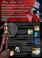 Kaka's Elizebet Cosplay Guide by chinsoon