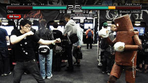 Tekken - 6th kyu