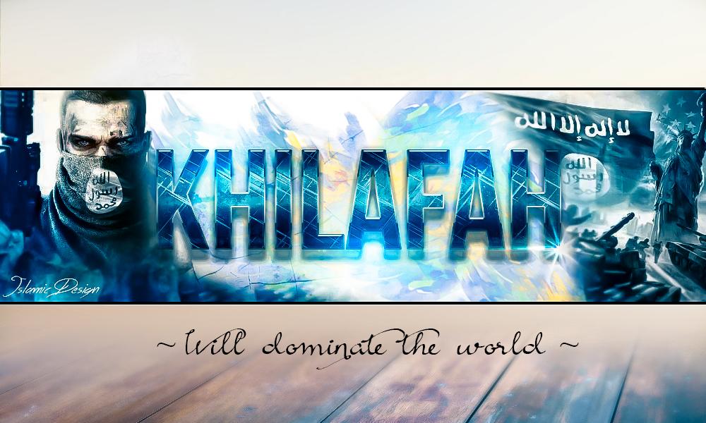Khilafah Will Dominate The World by JennahIsOurGoal