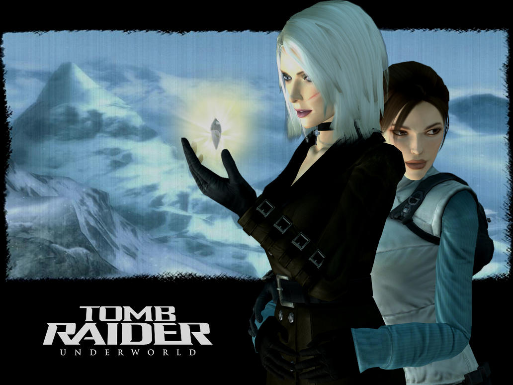 Lara and Amanda FIXED by Tirah